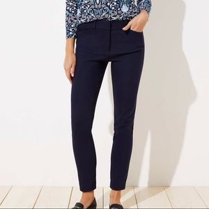 Ann Taylor LOFT Julie Skinny Dress Pants